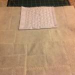 patchwork wadding