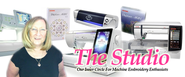 Geraldines Academy online courses for Janome Machine Enthusiasts